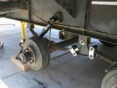 Trailer Suspension