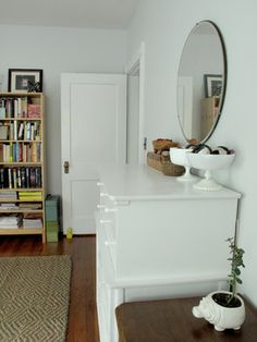 Dresser and Bookshelf - eclectic - spaces - boston - The Red Jet