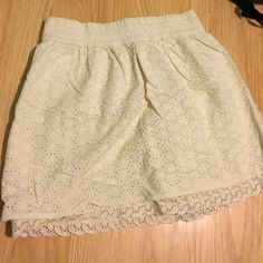 Skirt Worn once, cute for spring. Gramicci Skirts