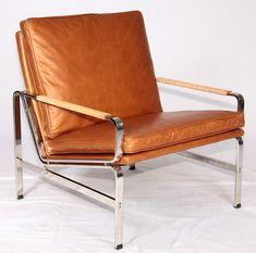 Sessel FK6720 - Easy Chair by Fabricius & Kastholm 1968
