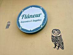 Flâneur: A Store for Explorers