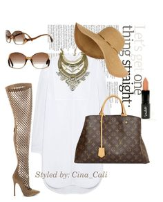 """Can't Sit w/ Me!"" by cina-cali ❤ liked on Polyvore featuring Mulberry, Privileged and Louis Vuitton"