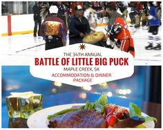 Take in the Battle of Little Big Puck and enjoy a night in this 3-bedroom cottage with a great meal at the Star Cafe & Grill for only $150! Children and pets welcome!