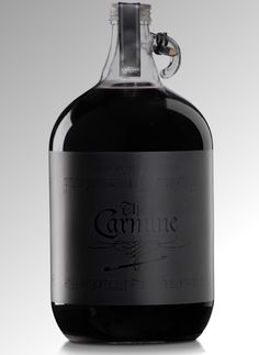 "Francis Ford Coppola ""Carmine"" Wine Jug http://www.squidoo.com/reading-wine-bottle-labels"