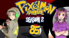 Minecraft Pixelmon ITA Season 2 #85 :PALESTRA POKEMON TERRA !!