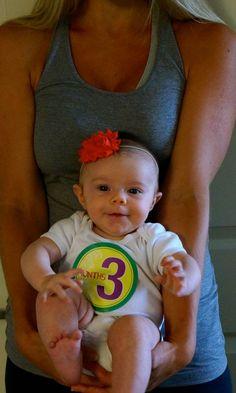 #LottieRose 3 Months Old