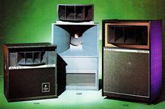 Altec full-line 1976 catalog – Preservation Sound Studio Speakers, Horn Speakers, Electronics Companies, Electronics Basics, Altec Lansing, High End Audio, Hifi Audio, Loudspeaker, Audio Equipment