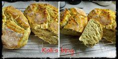 "Kalli's blog: ""Ψωμί στην γάστρα"" Banana Bread, Muffin, Breakfast, Desserts, Blog, Morning Coffee, Tailgate Desserts, Deserts, Muffins"