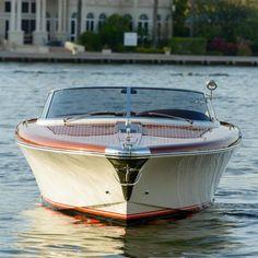 not a sail boat but look at those lines…..  Riva Aquariva 33 - 10/10
