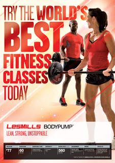 Body Pump Ad- Thank you for putting in writing the obvious disadvantages!
