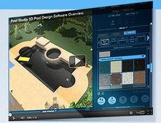 structure studios pool studio 3d design software