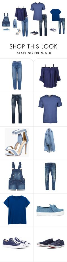 """Jeans Style"" by aquella83 ❤ liked on Polyvore featuring Yves Saint Laurent, LE3NO, Armani Jeans, Comme des Garçons, Boohoo, Catimini, Scotch & Soda, Rebecca Minkoff and Jack & Jones"