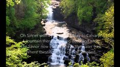 Springs of living water