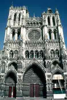 Gothic Cathedrals Middle AgesArt