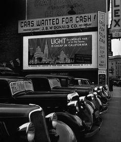 San Francisco, 1939