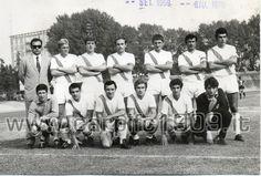 """1969-70: siamo sesti alla fine di una stagione non esaltante. Una curiosità: tutte le prime cinque della classe persero al """"Cabassi""""."""