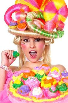 Where Professional Models Meet Model Photographers – ModelMayhem Very colorful chick in pick Coat Of Many Colors, Festival Makeup, Crazy Colour, Color Effect, Happy Colors, Model Mayhem, Model Photographers, Candyland, Color Splash
