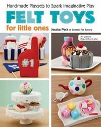Felt Toys for Little Ones 16,40€