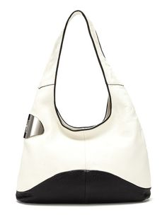 Two Tone Sack Hobo by Halston at Gilt