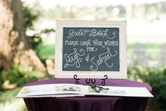 Entry 32: Reception Chalkboards? As popular as ever! {Calligraphy by Carrie}