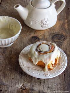 Coco e Baunilha: Cinnamon rolls