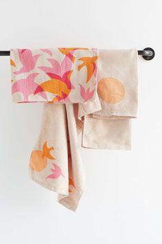 Full Circle Terra Towels Organic Cotton Dish Towel Set - Urban Outfitters