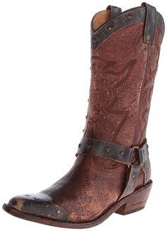 Bed Stu Women's Cisalpine Western Boot * Visit the image link more details.