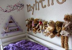 PynteMynthe og Mor: Et lille bitte børneværelse