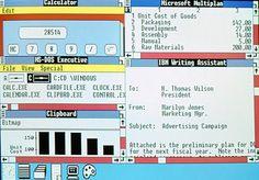 Windows 2: Melhorias na interface permitiam sobrepor janelas, minimizar e maximizar