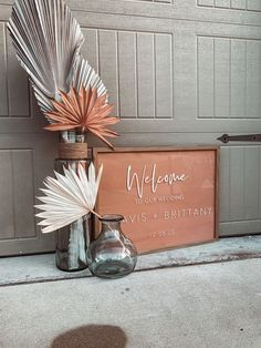 Wood framed wedding sign with terra cotta background and shite lettering for an earthy and modern boho wedding Wedding Goals, Wedding Bride, Boho Wedding, Dream Wedding, Wedding Day, Wedding Stationery, Wedding Planner, Modern Wedding Inspiration, Welcome To Our Wedding