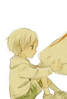 little Natsume and Madara