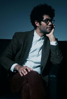 """I'm just terrible. At talking. With words"".-Richard Ayoade"