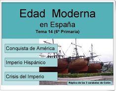 Edad Moderna en España (Presentación de Historia de Primaria)