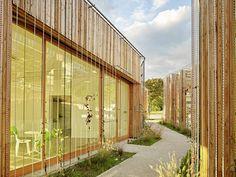 Galería - Centro Comunitario en Poggio Picenze / Burnazzi Feltrin Architetti - 8
