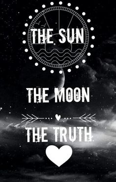 Three things that can never be hidden #thesun #themoon #thetruth #teenwolf…