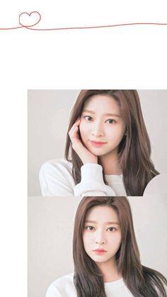 Kpop Girl Groups, Kpop Girls, K Wallpaper, Tzuyu Twice, Kim Min, Snsd, Pretty, Chara