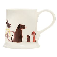 Buy Fenella Smith Dogs Trust Mini Mug Online at johnlewis.com