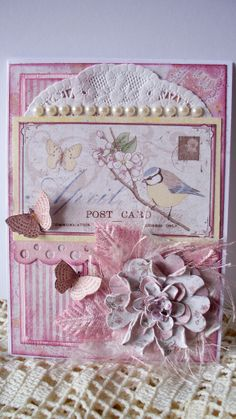 Maja Paper Card - Scrapbook.com