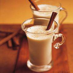 It's not quite the holidays without a warm cup of cozy eggnog. Mix it up and try one of our variations on the classic eggnog recipe.