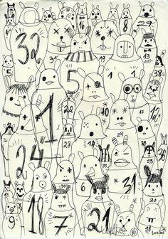 Znalezione obrazy dla zapytania hayon sketch