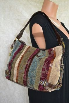Fossil Handbag Fossil Handbags, Fossil Bags, Women's Handbags, Luxury Purses, Handbag Patterns, Vintage Handbags, Simple Outfits, Evening Bags, Leather Bag