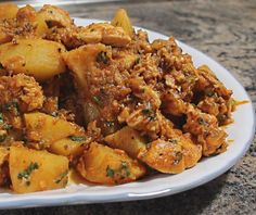 See related links to what you are looking for. Chicken And Potato Curry, Chicken Potatoes, Chef Recipes, Curry Recipes, Hungarian Recipes, Hungarian Food, Pork Dishes, Chicken Wings, Poultry