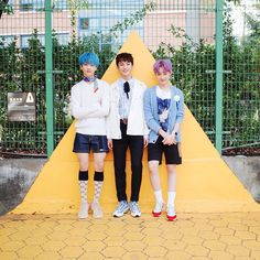 NCT Jisung Mark Chenle