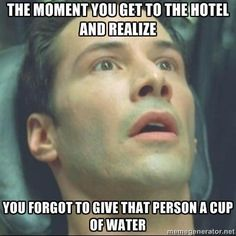 We've all done it...