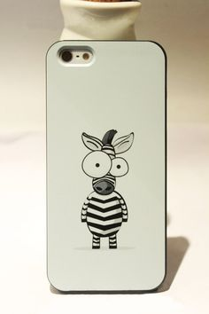$9.99   Cartoon Zebra Hard Iphone 5 Cover Case      1.Cute design.  2.Full access to all buttons and ports.  3.It is perfect fit for your Iphone 5.  4.It can protect your IPhone from scratches