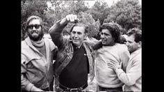 Retrouvaille de Carlos Paez avec son fils Carlitos et Nando parrado