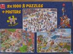 Jigsaw puzzles - Jigsaw from drawing - Ice hockey Neighbours By land by sea