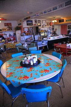 """Route 66 - Diner in  Adrian, Texas. """"The Fine Art Photography of Frank Romeo."""""""