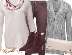 Rosige Tage - Abendoutfit - stylefruits.de