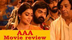 AAA Movie Review - Alwa Alwa Alwa | அஅஅ விமர்சனம் | simbu | Tammana